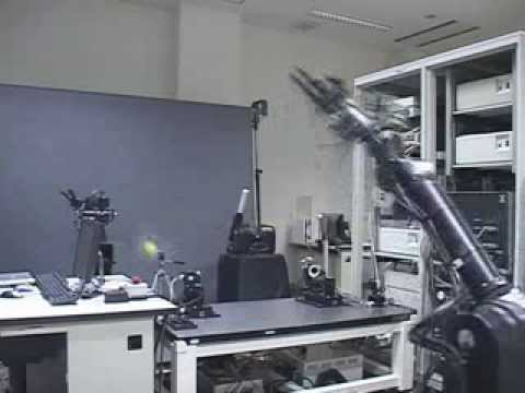 High Speed Intelligent Robot Hand