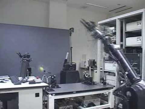 High Speed Intelligent Robot Hand