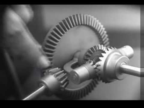 How The Differential Gear Works, In Pure Simplicity!