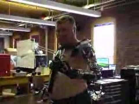 A Working Prosthetic Robotic Arm by DARPA