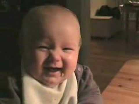 The Slow-Motion Laughter Of These Babies Isn't Less Than Evil!