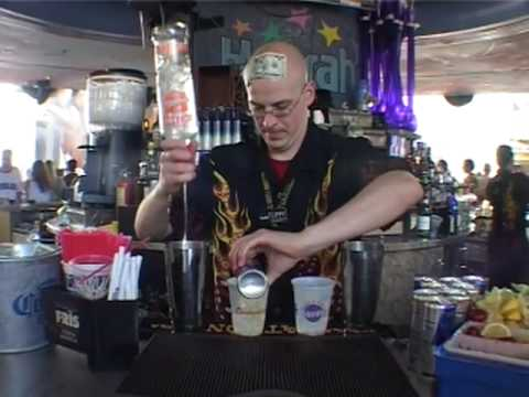 These Guys Are The Best Bartenders In The World