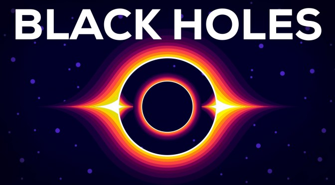 A Nice Animation Explaining Black Holes