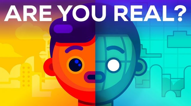 Is Reality Real? A new animation from Kurzgesagt