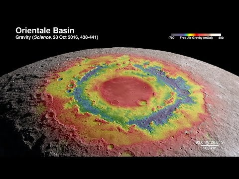 A 4K video from NASA showing amazing details and information about the Moon