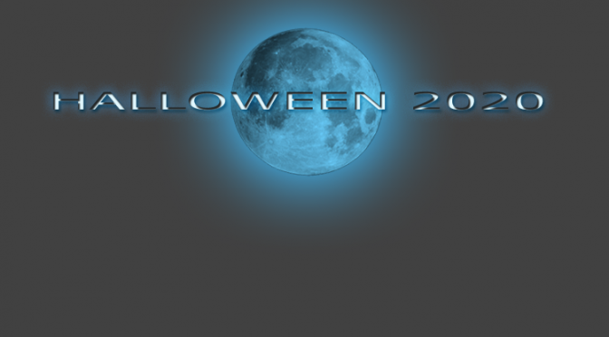 The Halloween of 2020 is a Full Blue Moon mystery – Ideas to make it Special