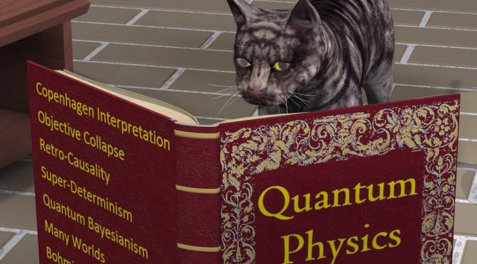 Philosophy of Quantum Physics/Mechanics, all the official interpretations explained in one video-animation